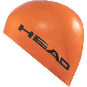 Head Silicone Moulded Casquette, orange